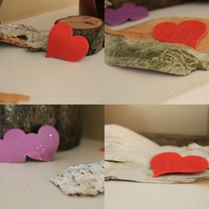 birch confetti