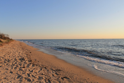 Cape May beaches