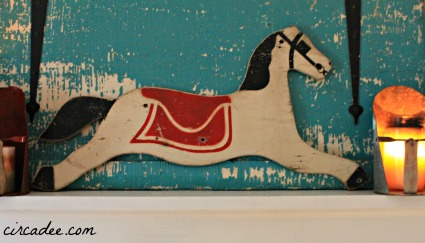 folk horse