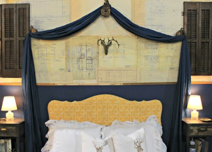 Home Show - Upholstered Headboard