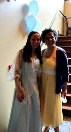 27 dresses themed bridal shower