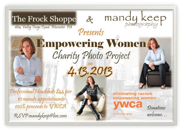 Empowering Women Charity Photo Project