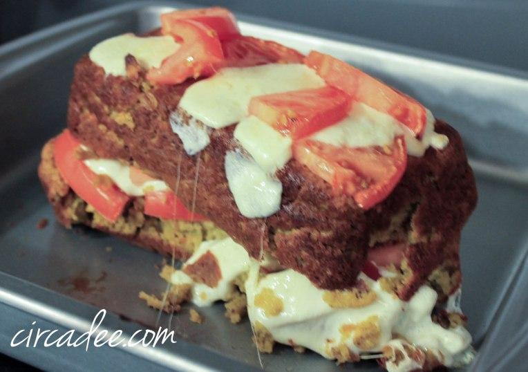 Mediterranean loaf