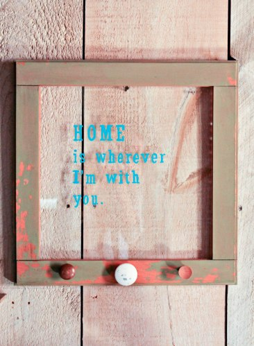 repurposed window  song lyric lucketts green