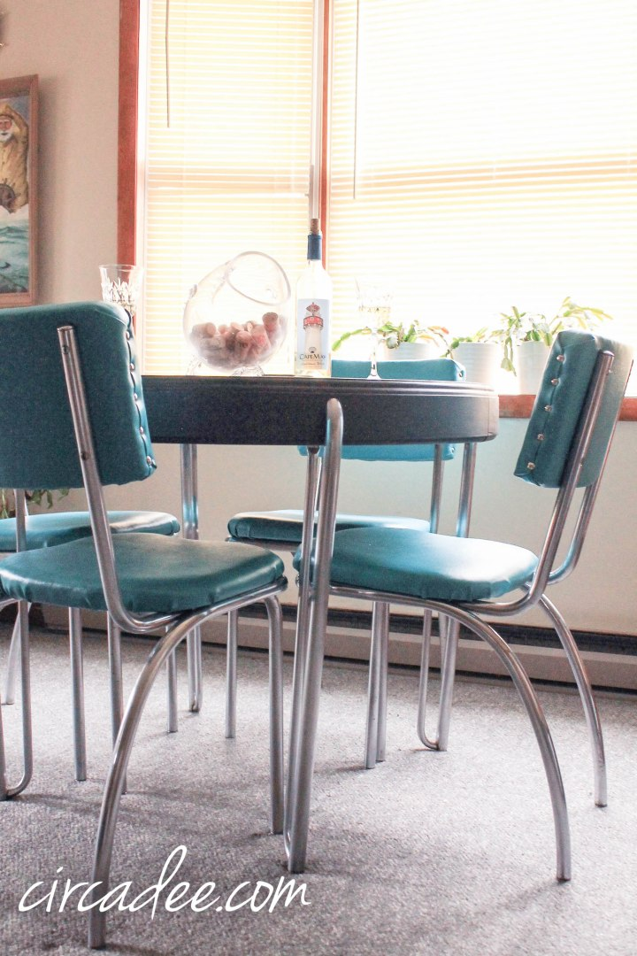 updated retro dinette  (8 of 23)