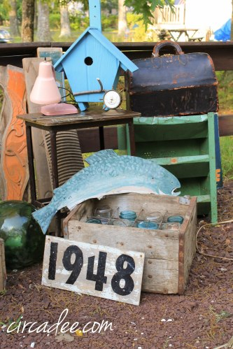 vintage treasures May