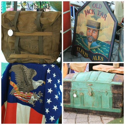 BK Flea Philly Americana