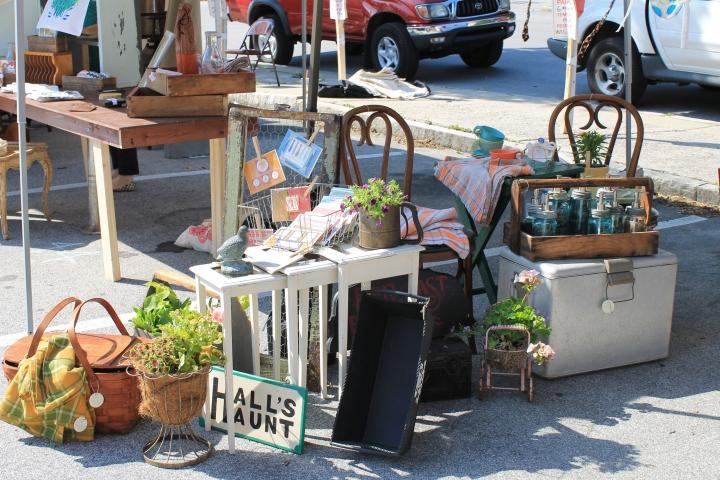 vintage markets