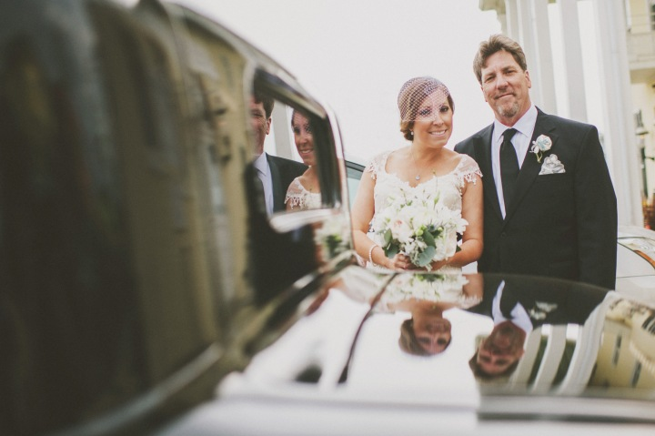 Dana & Ryan Cape May Wedding Love Shack Photo