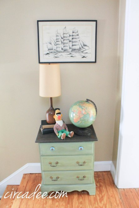 lucketts green milk paint chest (2 of 30)