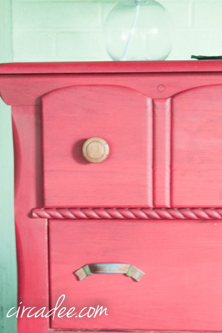 tricycle milk paint nautical dresser