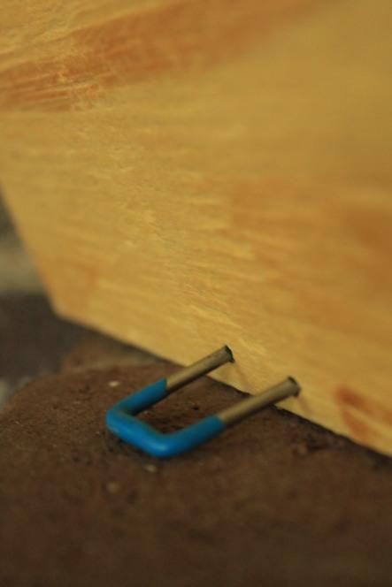 The secret to DIY chalkboard easel