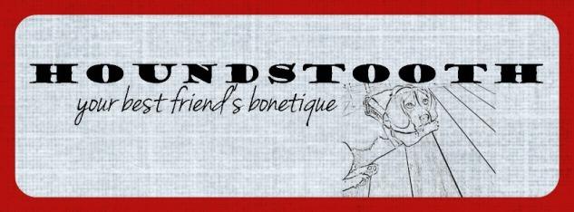 houndstooth banner