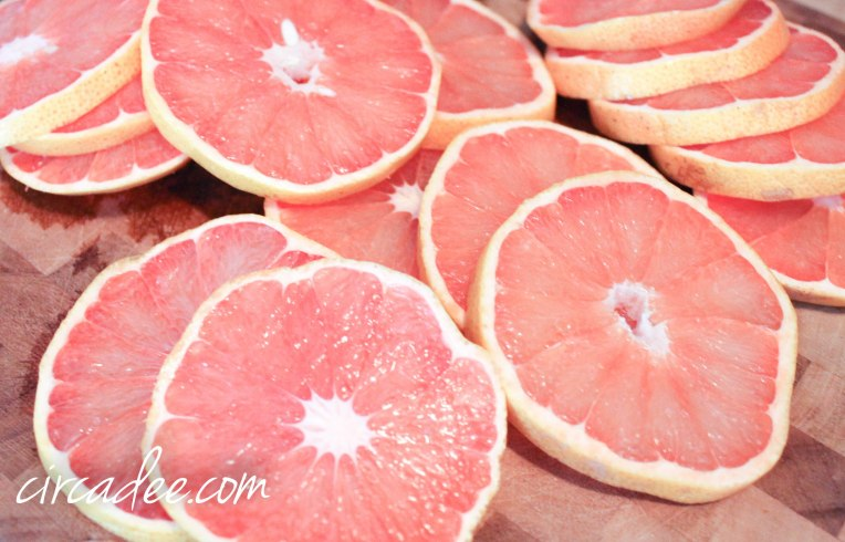 Grapefruit to Garland