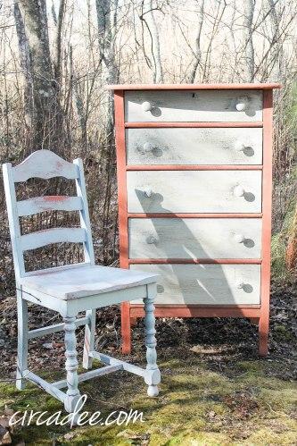 Apron Strings Dresser-3368