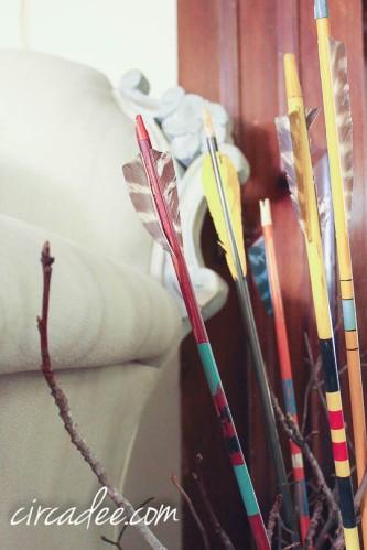 vintage collection arrows