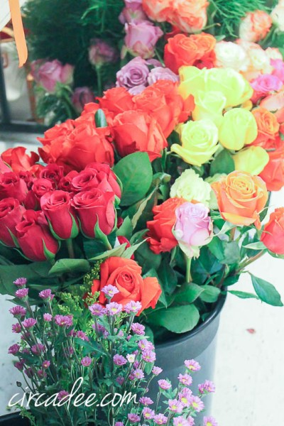 petal pushers floral design MS fundraiser 2014-4281