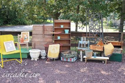 vintage treasure haul