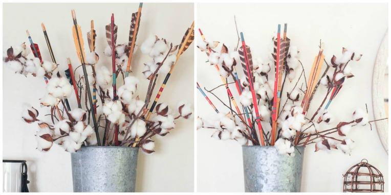 cotton & arrows