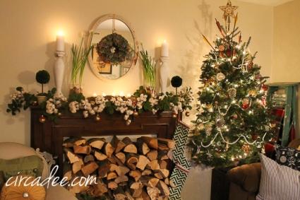 Organic Christmas 2014-Circa Dee