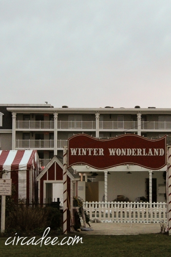 Winter Wonderland at Congress Hall Cape May