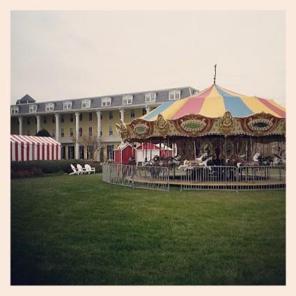 Winter Wonderland at Congress Hall  Carousel