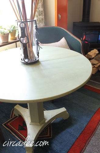 lucketts green empire table-5612