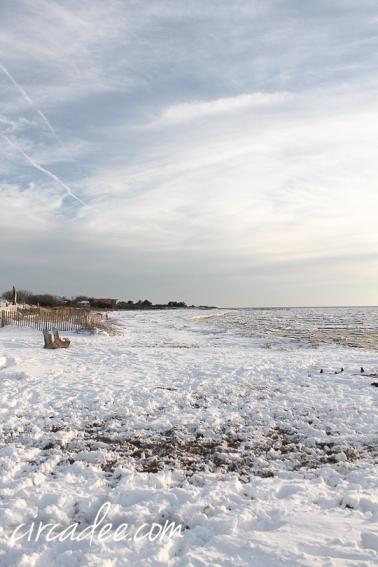 snow beach Cape May-5836