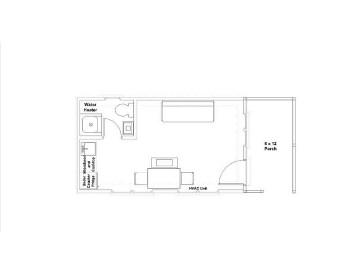 tiny house layout