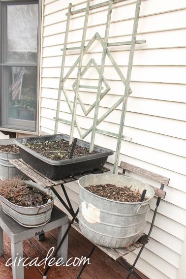 raised container kitchen garden - april-6350