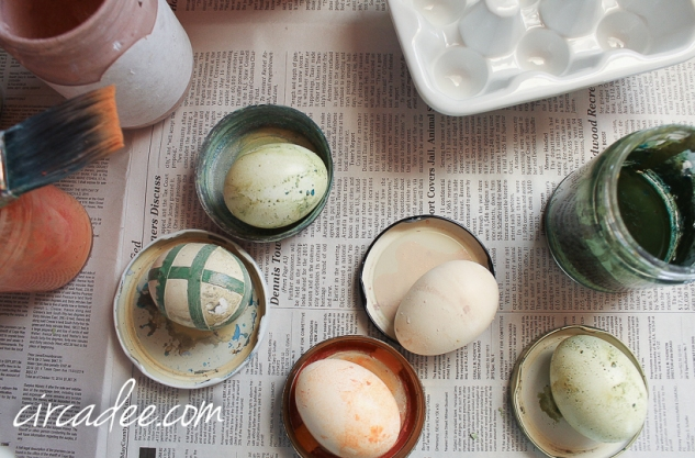watercolor Easter eggs with milk paint-6280