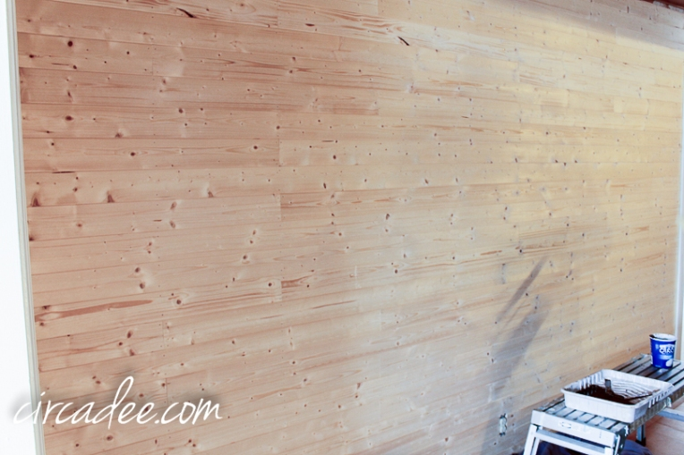 creating a driftwood-look wall-5837