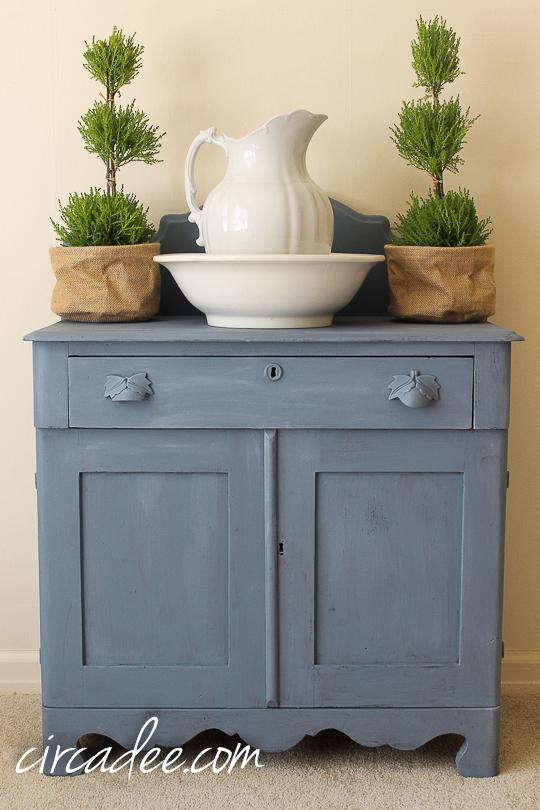 dried lavender washstand #mmsmp-6990