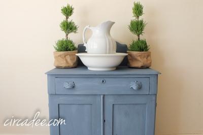dried lavender washstand #mmsmp-6992
