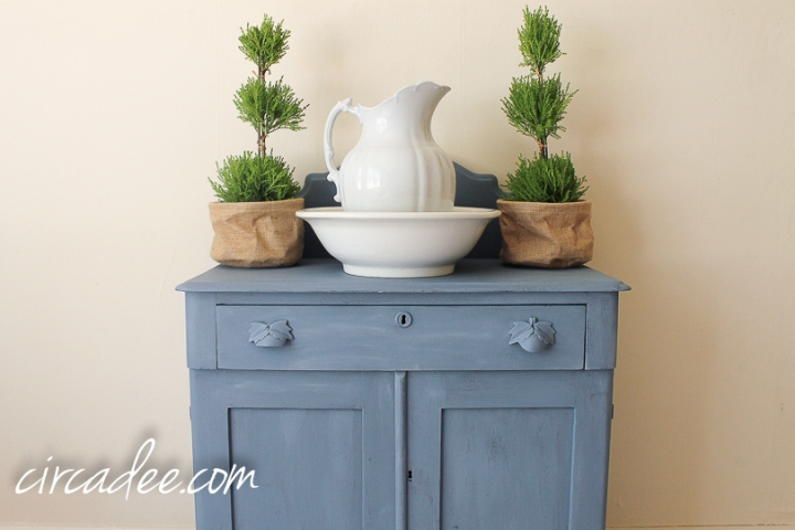 dried lavender washstand #mmsmp-6992