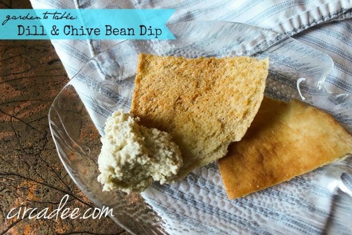 Dill & Chive Dip