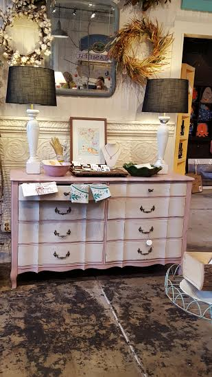 WEG arabesque dresser