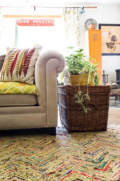 vintage european wicker trunk plants-16-656